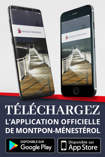Application mobile Montpon-Ménestérol