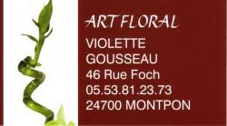 ART FLORAL GOUSSEAU