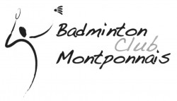 BADMINTON CLUB MONTPONNAIS